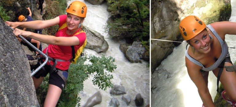 Stage Simi (week 6) : via ferrata de Pelvoux