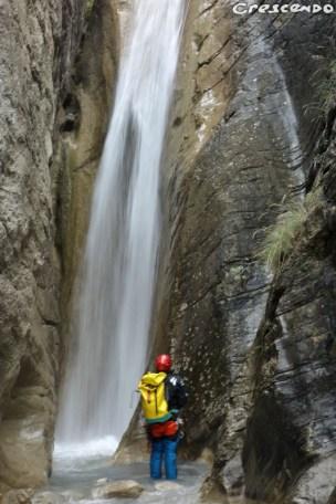 Canyon sportif, éjours sportif, week end et dans les Hautes Alpes, pratique d'activités sportives