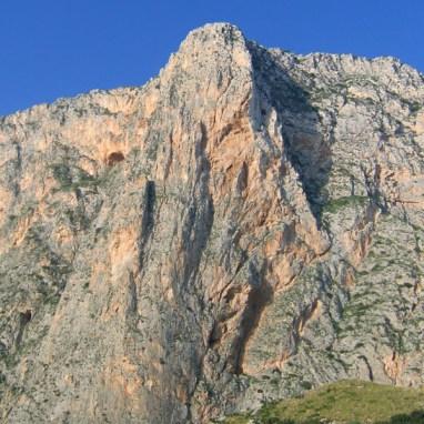 Pilier est Monte Monaco