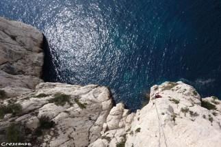Calanques Eissadon - Stage d'escalade en falaise