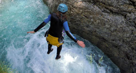 Canyoning_Crescendo_Acles