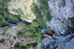 Stage_escalade, hautes-alpes, grande-voie