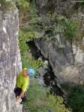 escalade dans les hautes-alpes, grande voie, séjour