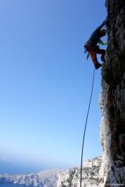 Escalade Concave, Calanques escalade, stage d'escalade