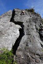 calcaire Hautes-Alpes, grimpe à Guillestre, escalade Queyras