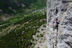 Hautes-Alpes escalade, découvrir l'escalade, stage escalade hautes-alpes, stage escalade adulte