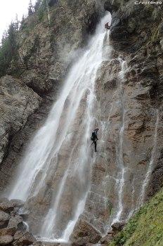 canyon alps, canyon des Alpes, canyon en PACA