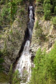 Pisse, Ceillac, Cascades Miroir, canyoning