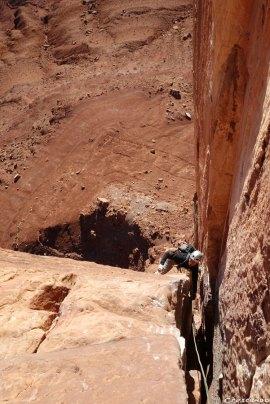 Kor-Ingalls, escalade autour de Moab