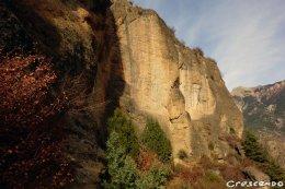 séjour escalade Alpes du Sud, Mont-dauphin escalade
