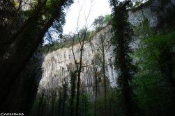 groges d'Omblèze, séjour escalade perfectionnement