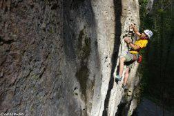 séjour escalade, grimper à Omblèze