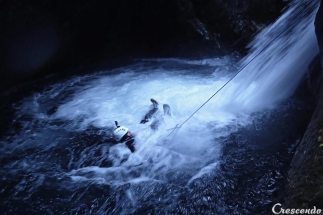 guide de canyon, guide canyoning 05, guide canyon Embrun