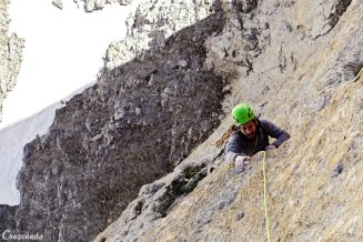 climbing course, grimper avec un moniteur, voyage grimpe