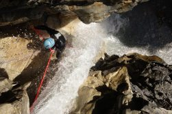 activité canyoning, découvrir canyoning