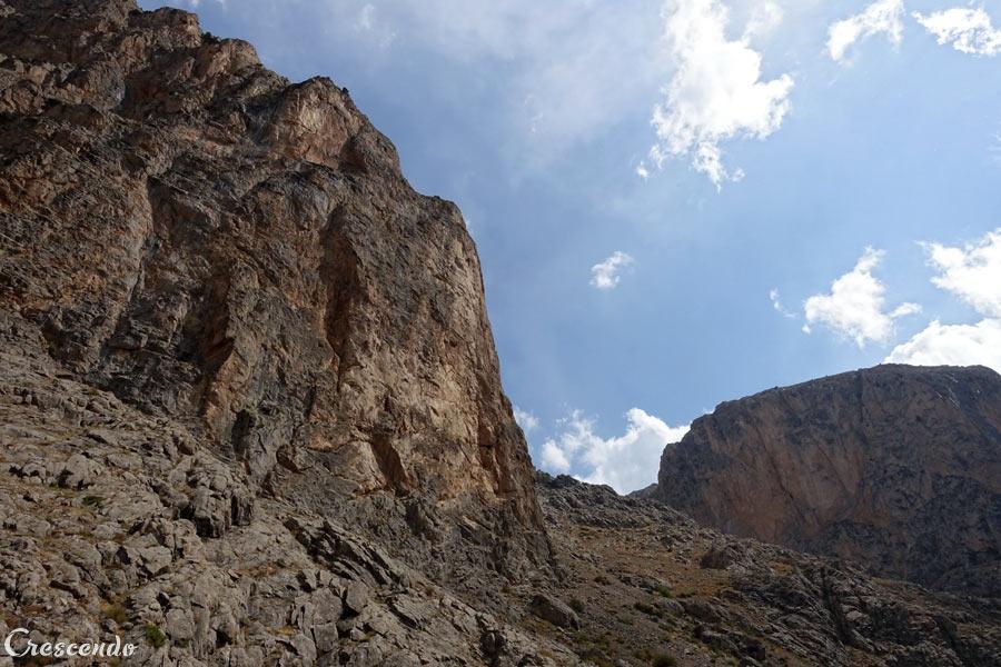 Cimbar valley escalade, grimper à Cimbar valley