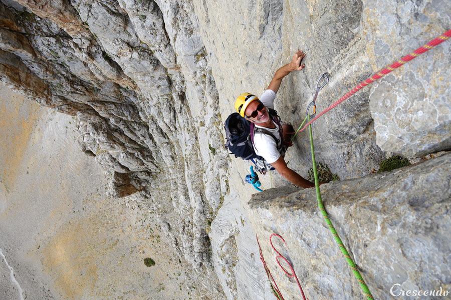 climbing trip Aladaglar, grimper en voyage