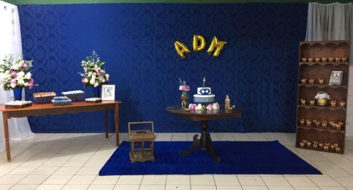 decoração formatura1