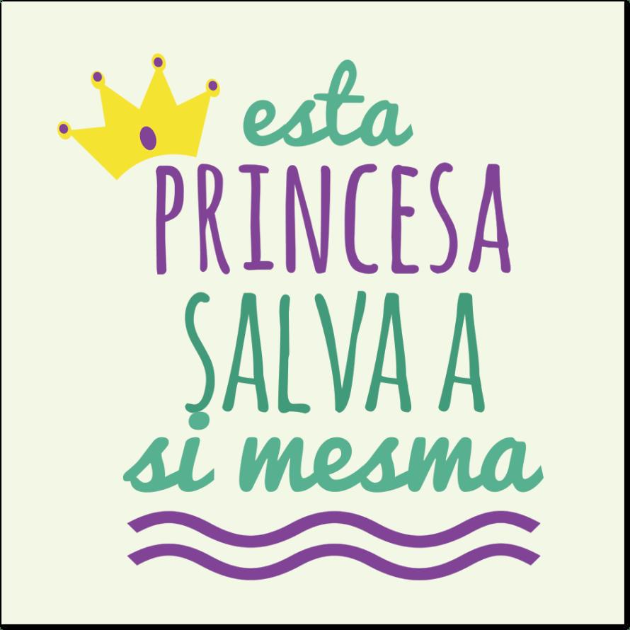 esta-princesa-salva a si mesma