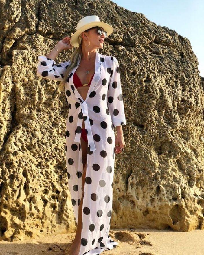 saída de praia #moda #verão #praia #viagem
