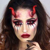 20 ideias de maquiagem para halloween para você se inspirar