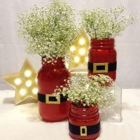 Ideias de decoração de natal simples e bonita
