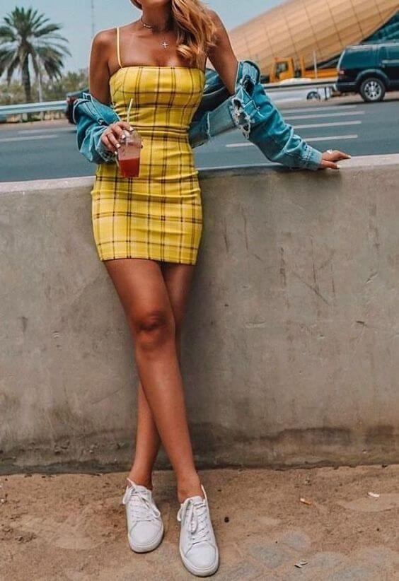 look-vestido-xadrez-2