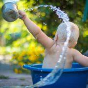赤ちゃんとお風呂