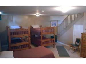 Okoboji Rental Property and Bedroom