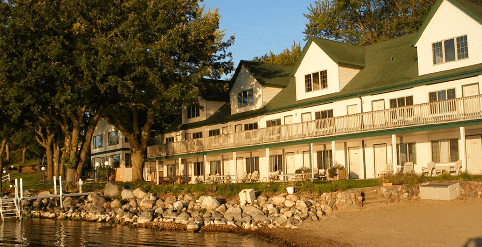 Okoboji Resort Building