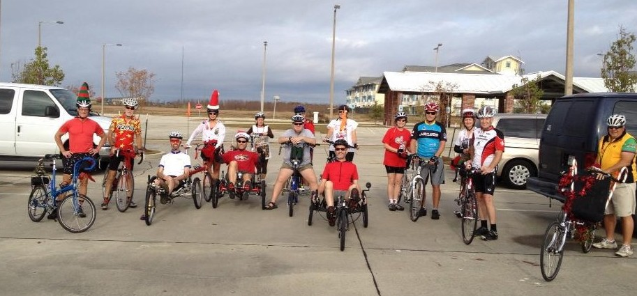 Holiday Social Ride, Sunday, December 15