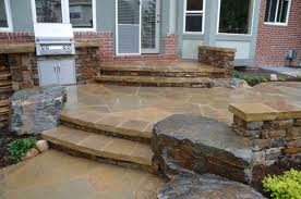 Stunning Patio, Steps and Retaining Wall
