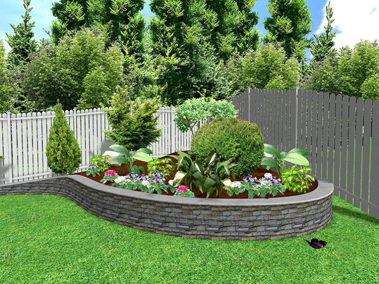 This Could Be Your Garden Retaining Wall