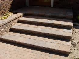 Basic, but Nice Brick Steps