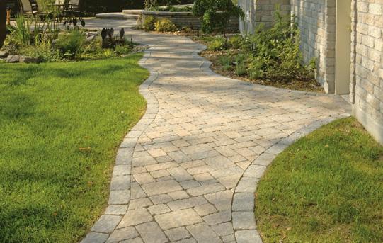Crescent dc stone walkways in va md and dc - Pierre pour allee de jardin ...