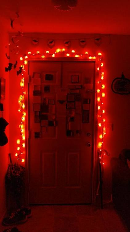 halloween-door