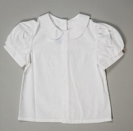 Girls Peter Pan Shirt