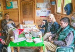coffee mornings for MacMillan Nurses