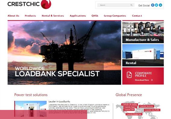 Crestchic's Global Website