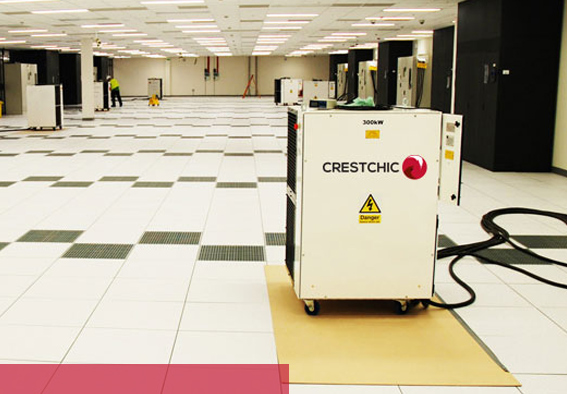 Load banks go on parade at Data Centre World
