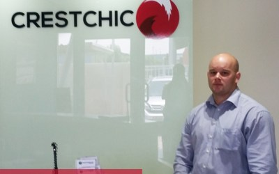 CRESTCHIC TECHNICAL APPOINTMENT DRIVES BUSINESS FORWARD IN MIDDLE EAST