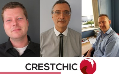 CRESTCHIC MAKES HOST OF APPOINTMENTS ACROSS EUROPE