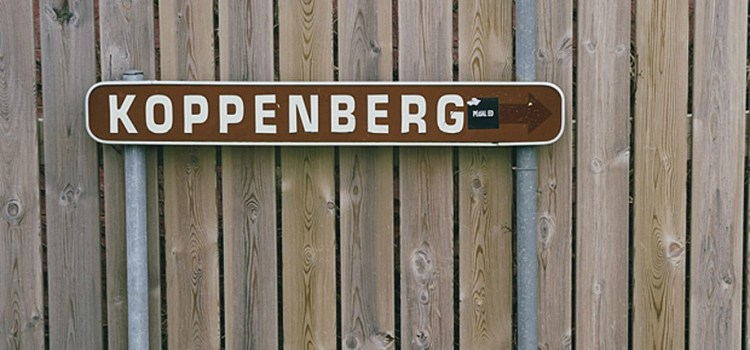 Koppenberg sign