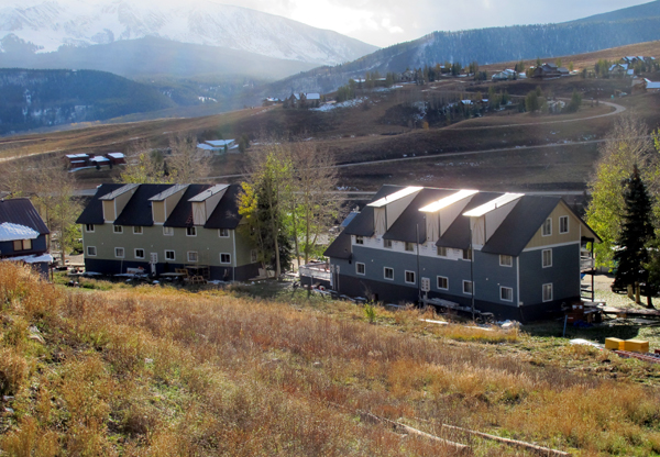 chadlington condos crested butte real estate