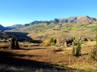 Prospect subdivision in mount crested butte colorado