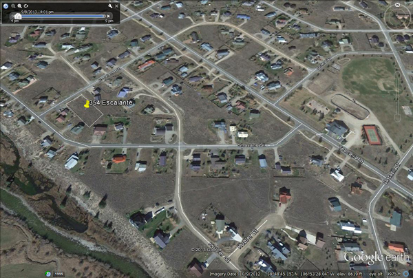 Crested Butte lot: 354 Escalante