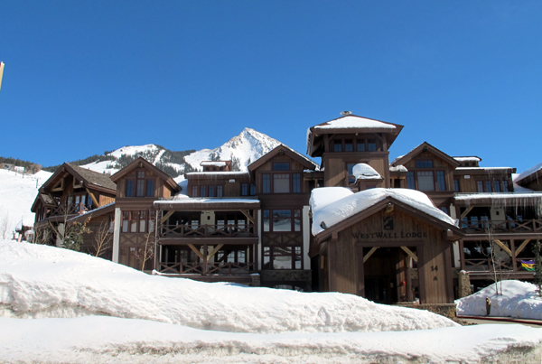 west wall crested butte real estate
