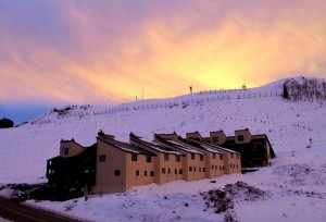 mountain sunrise condominiums crested butte co