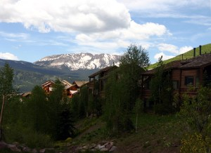 Villas Crested Butte townhomes for sale