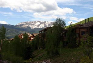 Villas crested butte condo